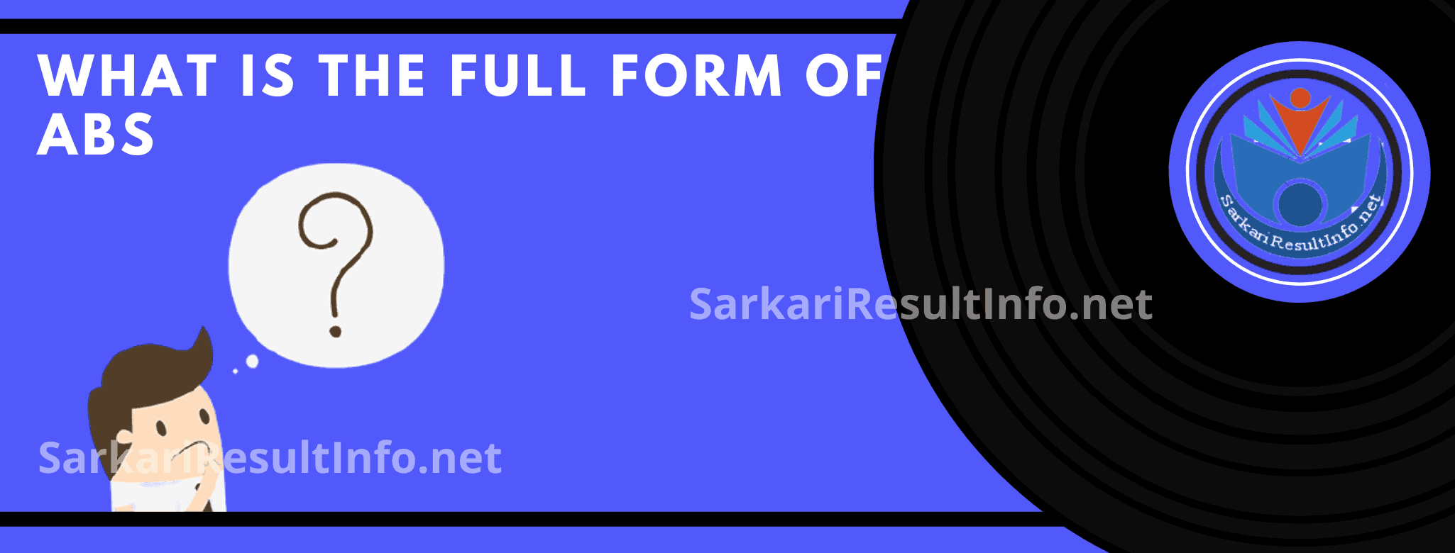 What is the full form of ABS - ABS Full form